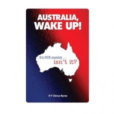 Australia, Wake Up