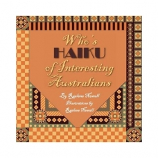 Who's haiku of interesting Australians