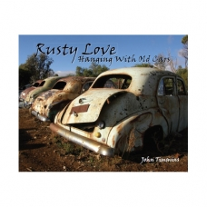 Rusty Love Hanging With Old Cars