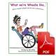 What we're Wheelie like - eBook