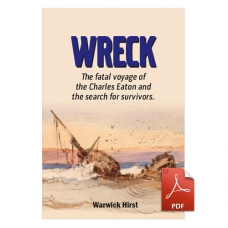 Wreck - The Fatal Voyage of the Charles Eaton and the Search for Survivors - eBook